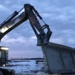 Бетонолом (крашер) механический для экскаваторов 18-25т, Пермь