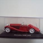 Автомобиль Mercedes Benz 540K 1936, Пермь