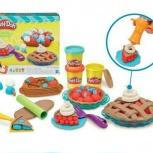 Ягодные тарталетки набор для лепки Play-Doh от Hasbro, Пермь
