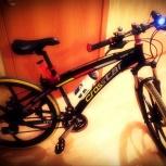 Велосипед BMW Crosstar Black, Пермь