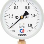 Манометр МП 100/16 трубная резьба, Пермь