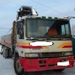 Кран-борт 12 т, Пермь