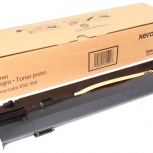 Тонер Xerox Color C60 C70 черный (006R01655), Пермь