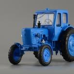 Коллекционная модель трактор МТЗ-50, Пермь