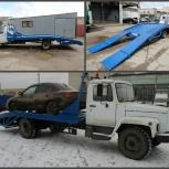 Изготовление эвакуаторов на ГАЗон Некст, ГАЗ 3307, Валдай, ГАЗон 3309, Пермь
