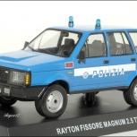 Полицейские машины мира спец.выпуск №2 RAYTON FISSORE MAGNUM 1997, Пермь