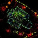 Наземное лазерное сканирование (3D-съемка, 3D-сканирование, НЛС), Пермь