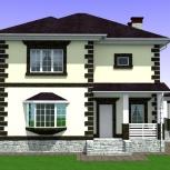 Проекты красивых домов и коттеджей, Пермь