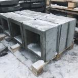Урна уличная бетонная, Пермь
