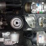 Стартер генератор компрессор audi a8 разбор, Пермь