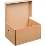 Коробка делопроизводство, Пермь