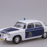 Полицейские машины мира №47 PEUGEOT 404, Пермь