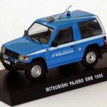 Полицейские машины мира спец.выпуск №4 MITSUBISHI PAJERO 1998, Пермь