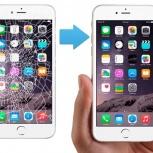Замена стекла Iphone, ремонт IPhone, Пермь