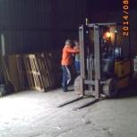 Работа на каре погрузчике на складе, Пермь