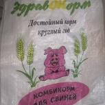 комбикорм для кур-несушек и бройлеров, Пермь