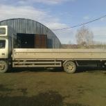 Грузоперевозки: Борт 6м (открытый), груз до 8м, г/п 4 тонны., Пермь
