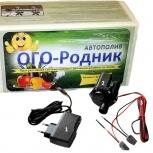 автополив ОГО-Родник-1 с датчиком влаж.почвы для теплиц с кап.пол, Пермь