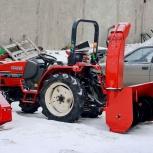 Снегоочиститель навесной снег-1250, Пермь