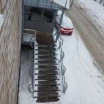 Теплые лестницы!, Пермь