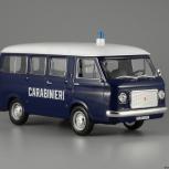 Полицейские машины мира №2 FIAT 238 CARABINIERI 1967.Полиция италии, Пермь