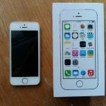 Продам iPhone 5s 16GB Gold, Пермь