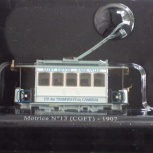 Трамвай Motrice №13 (1907), Пермь