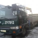 Кран-борт 5 тонн, любой район, пермский край, Пермь