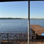 Отдых на  берегу реки, Пермь