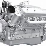 Двигатель ЯМЗ 238 КМ2-3 на ХТЗ-17221 от официального дилера завода ЯМЗ, Пермь