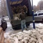 Вывоз строительного мусора (газели), Пермь