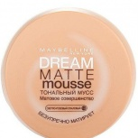 крем Dream Matte Mousse, Пермь