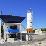 Силос (бункер) СЦ-42 (28м3) сварной, Пермь