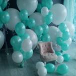 Оформление воздушными шарами, Пермь