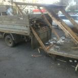 Вывоз мусора, Пермь