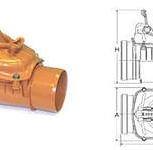 Обратный клапан 110 для наружной канализации, Пермь