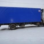 Маз фургон, Пермь
