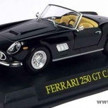 Автомобиль Ferrari 250 GT California  , Пермь