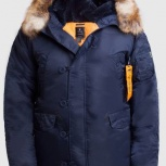 Куртка мужская Аляска - HUSKY, Пермь