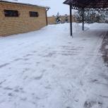 Уборка снега, Пермь