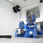 Лаборатория исследования скважин ЛИС на базе ГАЗ-33081, Пермь