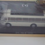 Автобус IFA H6 B 1958, Пермь