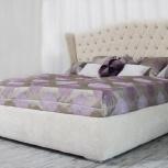 Двуспальная кровать Coletto с подъемным механизмом и бельевым ящиком, Пермь
