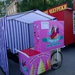 Мягкое мороженое (мощный (2,5кВт) фризер 3 вкуса, Пермь