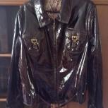 Продам новую кожаную куртку, Пермь
