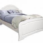 Кровать каркасная ольга белая, Пермь
