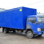 Китайские грузовики BAW, FAW, JAC. Переоборудование, Пермь