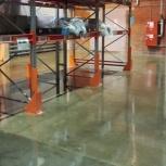 Промышленные бетонные наливные полимерные полы, химстойкие, антистат, Пермь