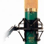 Микрофон MXL V67I tube, Пермь