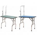 Стол для груминга Toex 120х60хH68 см складной, Пермь